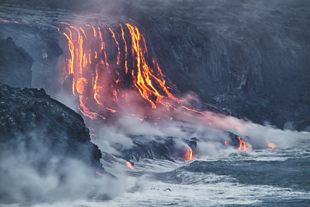 Getting to know Hawaii's volcanoes.
