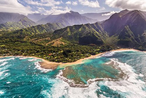Hawaii's forth largest island is an unforgettable destination.
