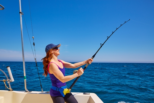 Here's what you need to know about deep sea fishing near the shores of Maui.