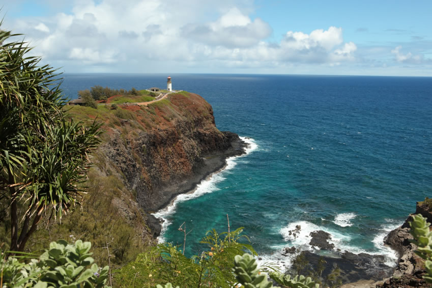 Lighthouse at Kilauea Point