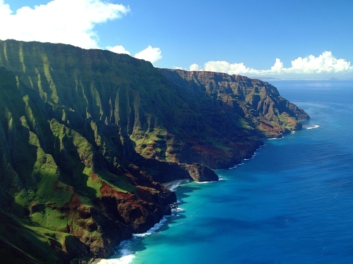 Kauai is an idea vacation locale for explorers and nature enthusiasts.