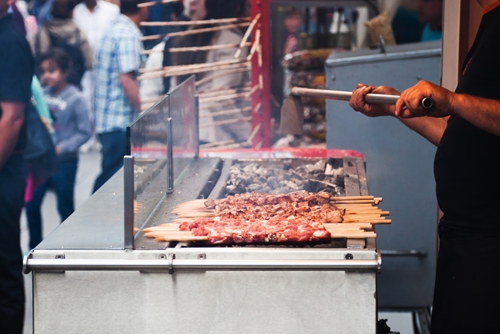 Some of Hawaii's best cooks will be  serving up dishes all summer long during Kauai's festivals.