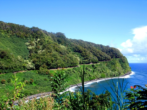 The Road to Hana is one of the most beautiful scenic drives in the U.S.