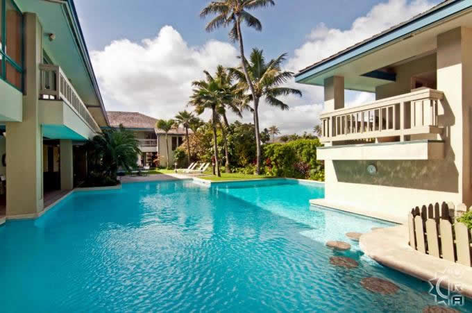 Top 5 Hawaiian Homes For Large Groups