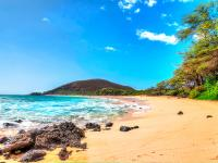 Makena beach: Big Beach