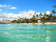 Honolulu beach: Kaimana Beach aka San Souci