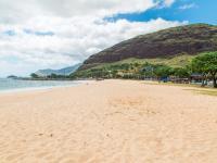 Waianae beach: Maili Beach Park