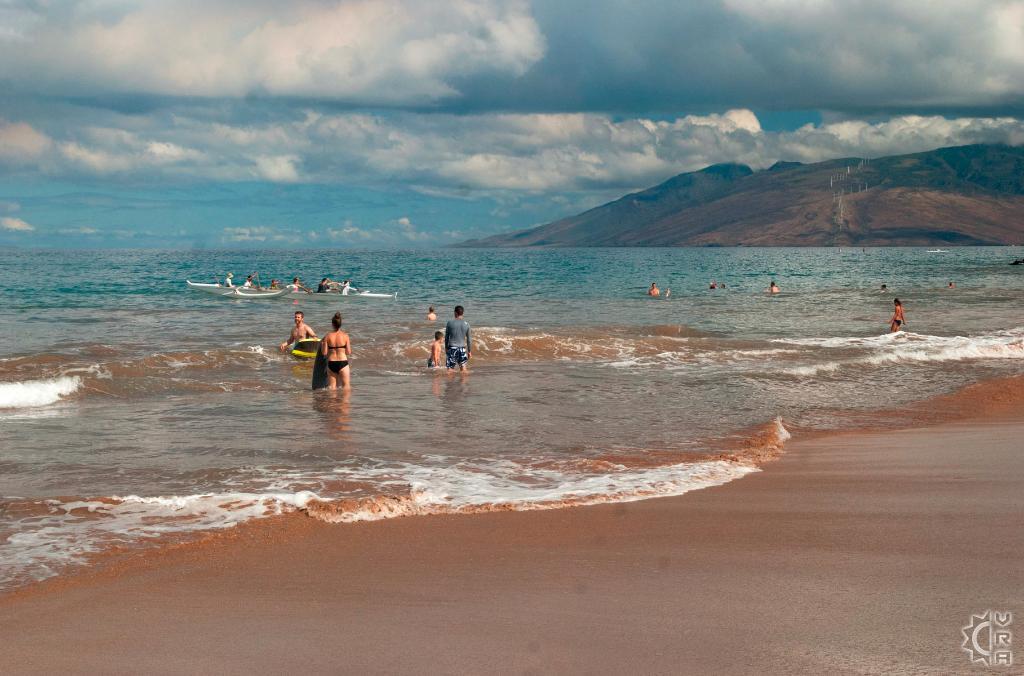 Polo Beach In Makena Maui Hawaii