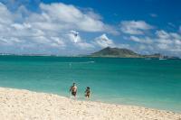 Kailua beach: Kailua Beach Park