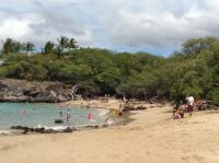 Waialea Bay beaches