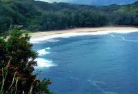 Kalihiwai beaches