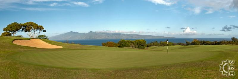 The Plantation Golf Course at Kapalua Resort in Kapalua ...