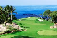 Mauna Kea golf courses