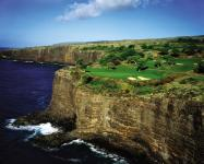 Manele Bay golf course: Manele Golf Course