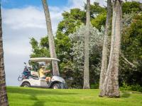 Lanikai golf course: Mid Pacific Country Club