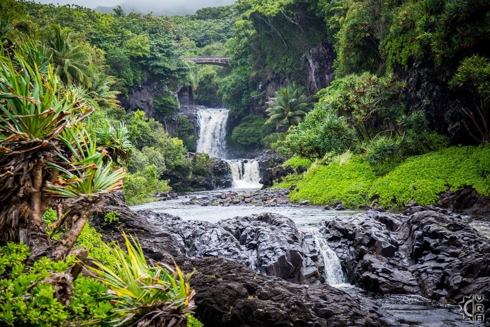 Oheo Gulch Seven Sacred Pools In Hana Maui Hawaii Hawaiian Beach Rentals