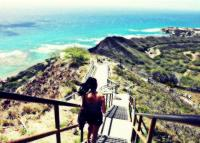 Diamond Head hikes