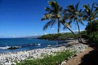 Puako vacation rental: Bamboo Beach Cottage - 3BR