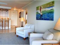 Lahaina condo rental: Valley Isle - 1BR Condo Ocean Front #809