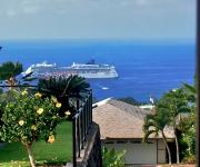 Kona vacation rental: Kona Private 2 bedroom Panoramic Ocean View Villa By The Sea