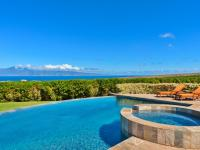 Lahaina vacation rental: Rainbow Hale Estate - 3BR Home plus Den