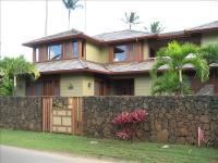 Hanalei vacation rental: Hale Ylang Ylang - 2 BR Town Home