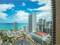 Waikiki condo rental: Waikiki Banyan Tower 1 - 1BR Condo Ocean View #2612