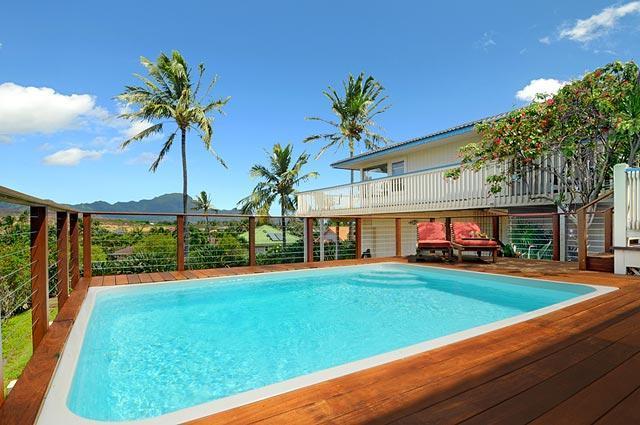 Bird Of Paradise Home Vacation Rental In Poipu North Skauai Hawaii Usa Private Home