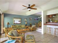 Koloa condo rental: Manualoha - 1BR Condo Garden View #1003