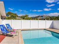 Honolulu vacation rental: Kahala Cottage - 2BR Home Water View + Private Pool