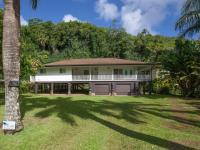 Kilauea vacation rental: Kalihiwai Beach House - 3BR Home