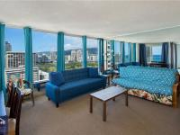 Honolulu condo rental: Waikiki Townhouse - 1BR Condo #2503