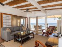 North Shore vacation rental: Waimea Point Oceanfront - 3BR Home