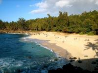 North Shore vacation rental: Waimea Bay Point Cottage - 3BR Home