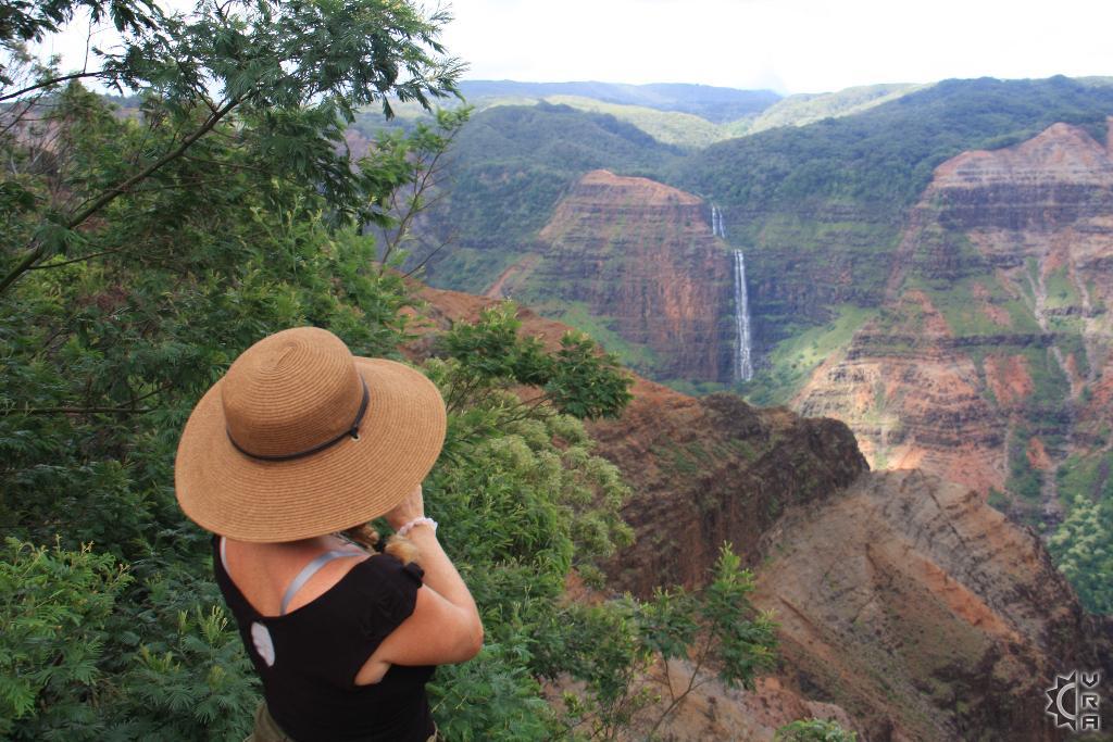 Visit Waimea Canyon And Kokee State Parks In Waimea Kauai Hawaii