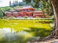 Kaneohe thingtodo: Byodo-In Temple