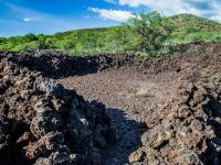 Makena thingtodo: Lava Fields at La Perouse Bay